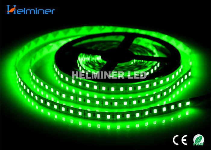green  ultra 4mm 2835 led ribbon lights,  strip led for led extrusion profiles
