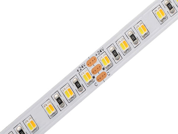 Dual white color SMD 3528 CCT LED Strips