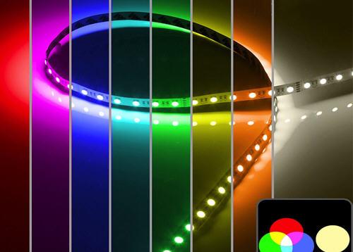 rgb LED Streifen , 5050 LED Streifen
