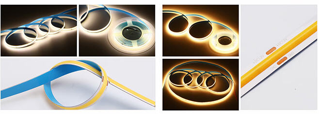 cob led strip, cob strip. fob led strip